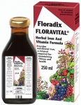 Floradix Floravital Liquid Iron & Vitamin Formula 250ml